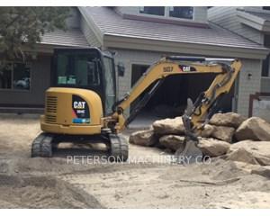 Caterpillar 304E CR Crawler Excavator