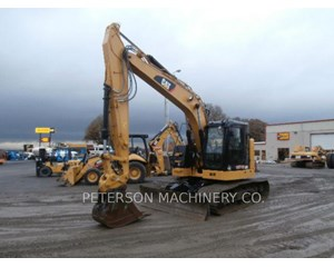 Caterpillar 314E LCR Crawler Excavator