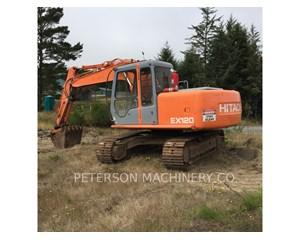 Hitachi EX120-2 Crawler Excavator