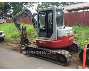 Takeuchi MFG. CO. LTD. TB180FR Crawler Excavator