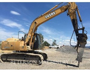 John Deere JD160CLC Excavator