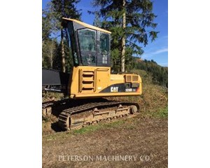 Caterpillar 320D FM Log Loader