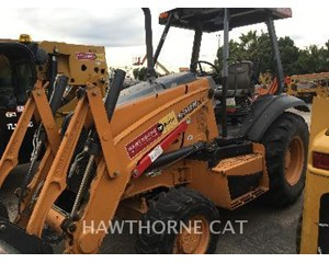 CASE 570NXT 4WD Backhoe