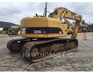 Caterpillar 325C LCR Crawler Excavator