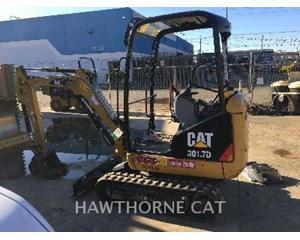 Caterpillar 301.7D Excavator