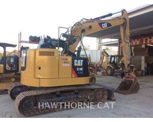 Caterpillar 314E CR Excavator