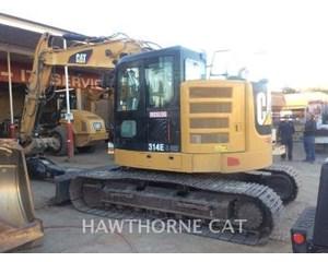Caterpillar 314E CRTH Excavator
