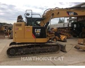 Caterpillar 314E CRTHV Excavator