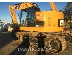 Caterpillar 328D CR Motor Grader