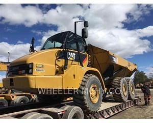 Caterpillar 730 TG Articulated Truck