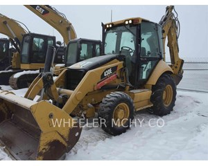 Caterpillar 430E E MP Backhoe