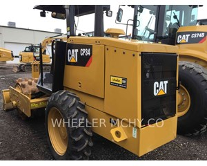 Caterpillar CP34 Combination Roller