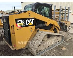 Caterpillar 279D C3-H4 Crawler Dozer