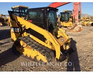 Caterpillar 289D C3-H2 Crawler Dozer