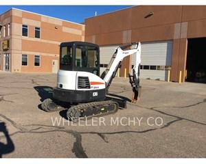 Bobcat E35M MHEX Crawler Excavator