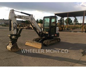 Bobcat E42 Crawler Excavator