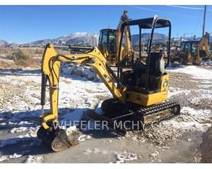 Caterpillar 301.7D C1 Crawler Excavator