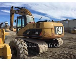 Caterpillar 320D L MA3 Crawler Excavator