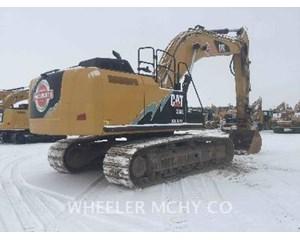 Caterpillar 336E L CF Excavator