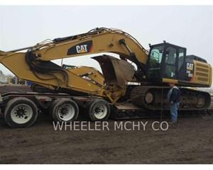 Caterpillar 336E L CFM Excavator