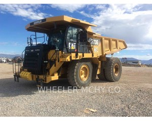 Caterpillar 773G Off-Highway Truck