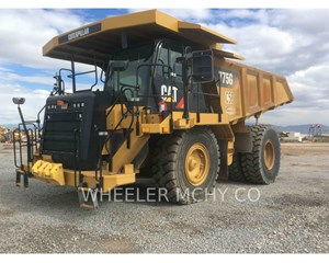 Caterpillar 775G Off-Highway Truck