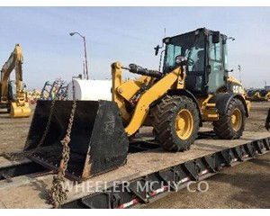 Caterpillar 908H2 CF3 Wheel Loader