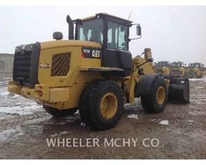 Caterpillar 924K HLQCF Wheel Loader
