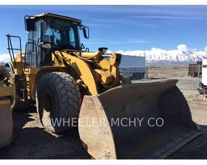 Caterpillar 950H QCF Wheel Loader