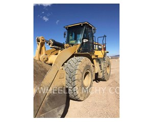 Caterpillar 966M Wheel Loader