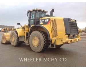 Caterpillar 980K AOR Wheel Loader