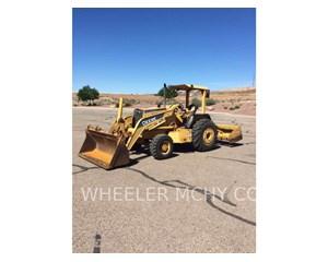 John Deere 210LE Wheel Loader