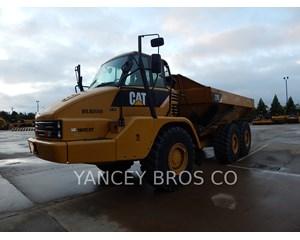 Caterpillar 725 WT Articulated Truck