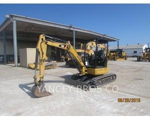 Caterpillar 303.5E CR Crawler Excavator