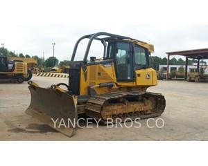 John Deere 700K Crawler Excavator