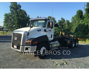 Caterpillar CT660 WAST Day Cab Truck
