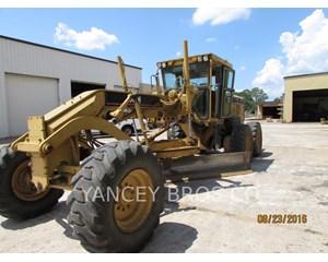 Caterpillar 140H BR Motor Grader