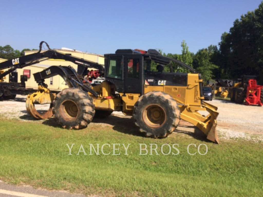 Tree farmer skidder for sale in ny - Caterpillar 525c Skidder