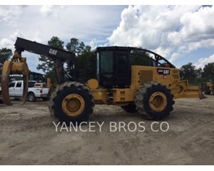 Caterpillar 535D Skidder
