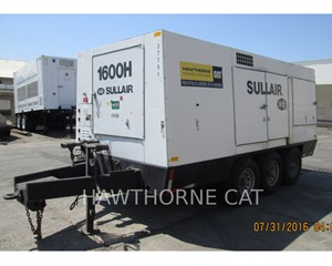 Sullair 1600HAF DTQ-CA3 Air Compressor
