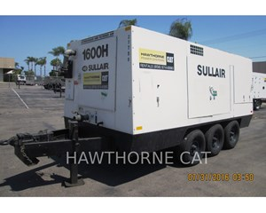 Sullair 1600HF DTQ-CA3 Air Compressor