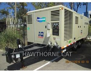 Doosan Infracore America Corp. HP1600WCU-T4I Air Compressor
