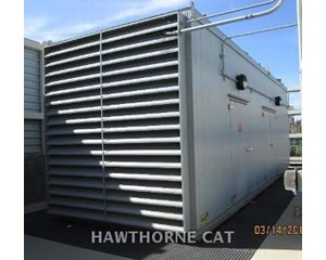 Caterpillar 3512C Generator Set