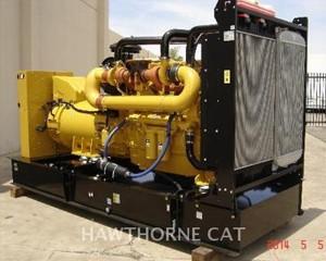 Caterpillar C18 ACERT Generator Set