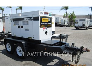 Multiquip DCA-45SSIU4 Generator Set
