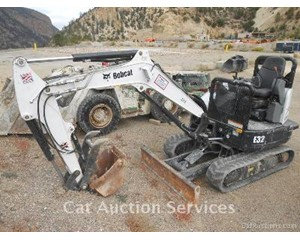 BOBCAT / INGERSOLL-RAND E32M Excavator