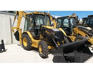 Caterpillar 428DAA Backhoe