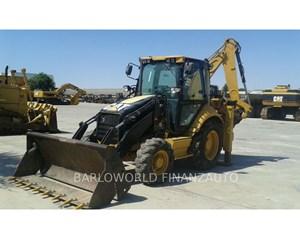 Caterpillar 428E CLASSIC Backhoe