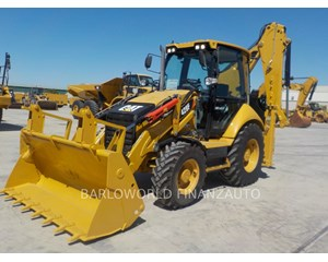 Caterpillar 428F Backhoe