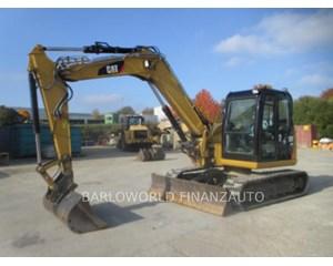 Caterpillar 308E Crawler Excavator